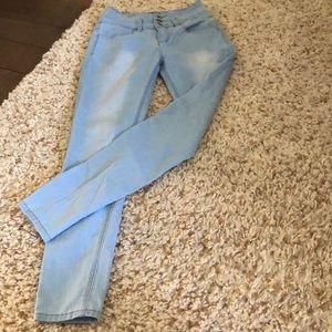 YMI Skinny Stretch Jeans. Size 5